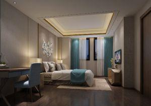 2021法式110平米装修设计 2021法式三居室装修设计图片