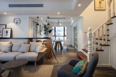 2020北欧110平米装修设计 2020北欧套房设计图片