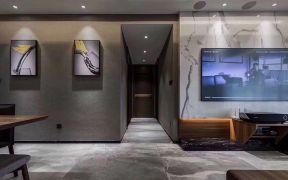 2020美式150平米效果图 2020美式三居室装修设计图片