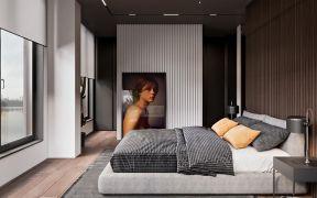 创意卧室床图片