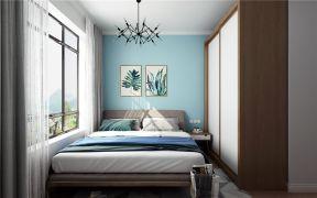 2020欧式110平米装修设计 2020欧式二居室装修设计