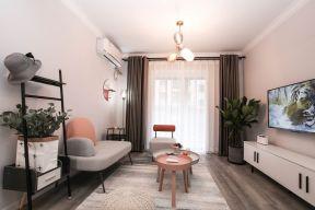 2021简欧90平米装饰设计 2021简欧二居室装修设计