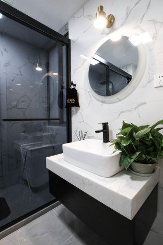 最新衛生間簡歐室內裝飾