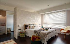卧室床北欧装修效果图欣赏