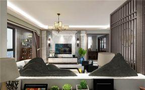 2021田园110平米装修设计 2021田园三居室装修设计图片