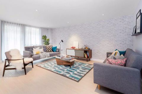 2020北歐110平米裝修設計 2020北歐公寓裝修設計