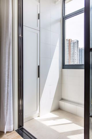 2020現代110平米裝修設計 2020現代二居室裝修設計
