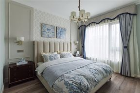 2020中式150平米效果图 2020中式四居室装修图