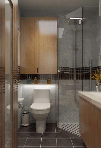 2020田園110平米裝修設計 2020田園三居室裝修設計圖片