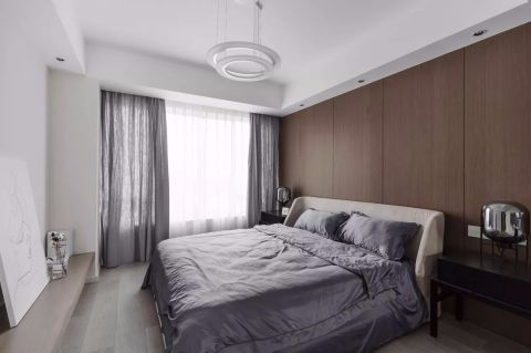卧室白色榻榻米图片
