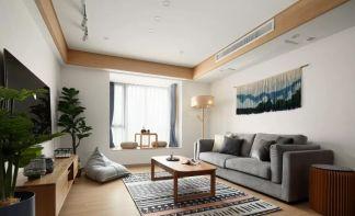 2020日式150平米效果圖 2020日式三居室裝修設計圖片
