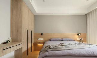 淡雅卧室室内装修设计