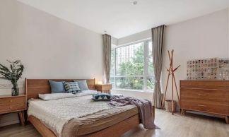 2020日式卧室装修设计图片 2020日式床图片