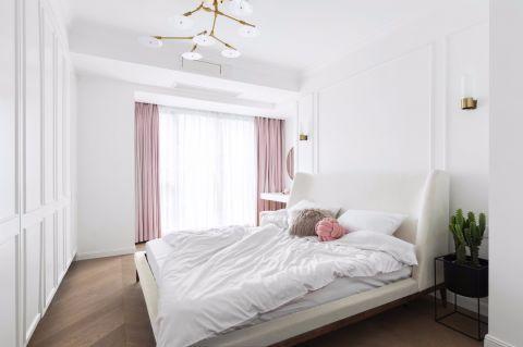 2020现代简约卧室装修设计图片 2020现代简约吊顶效果图