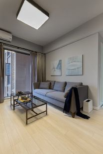 2020简约客厅装修设计 2020简约地板效果图