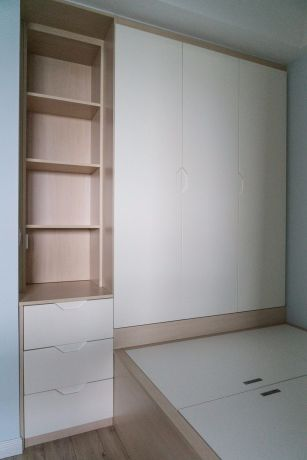 2020北欧卧室装修设计图片 2020北欧榻榻米装修设计