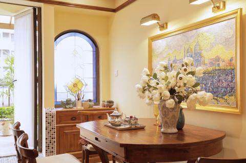 2020美式150平米效果圖 2020美式三居室裝修設計圖片