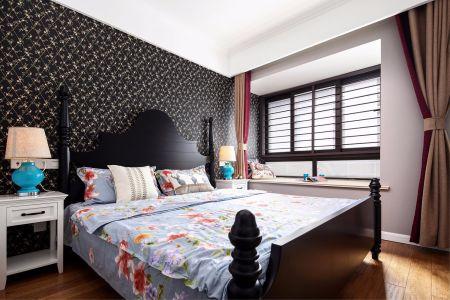2020美式卧室装修设计图片 2020美式地板装修图片