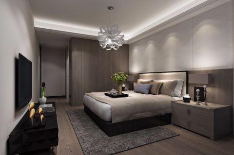 2020現代臥室裝修設計圖片 2020現代吊頂效果圖