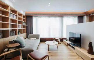 2021中式150平米效果图 2021中式二居室装修设计