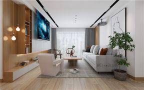 2021田園90平米裝飾設計 2021田園套房設計圖片