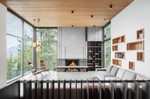 2021現代240平米裝修圖片 2021現代別墅裝飾設計