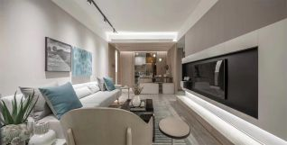 2021田园110平米装修设计 2021田园二居室装修设计
