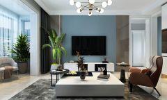 2021現代90平米裝飾設計 2021現代二居室裝修設計
