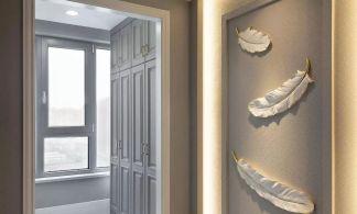 2021法式150平米效果图 2021法式四居室装修图