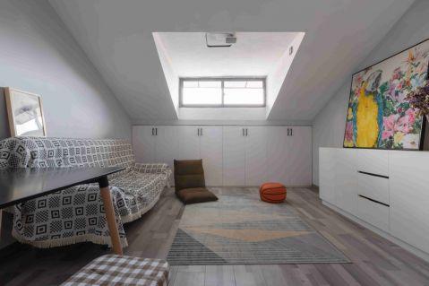2021北欧卧室装修设计图片 2021北欧阁楼装修效果图片