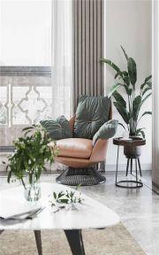 2021日式90平米装饰设计 2021日式三居室装修设计图片