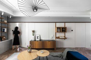 2021混搭110平米装修设计 2021混搭三居室装修设计图片