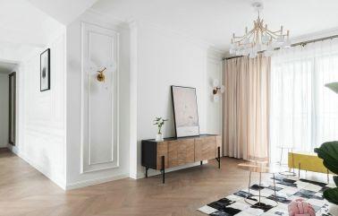2021日式150平米效果图 2021日式三居室装修设计图片