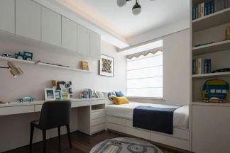 2021新中式150平米效果圖 2021新中式三居室裝修設計圖片