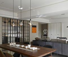 2021欧式150平米效果图 2021欧式三居室装修设计图片