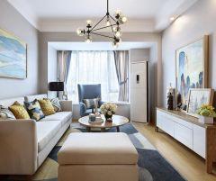 2021簡約70平米設計圖片 2021簡約一居室裝飾設計