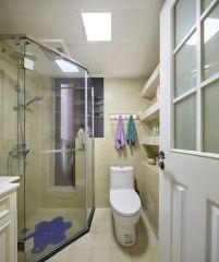2021田園110平米裝修設計 2021田園三居室裝修設計圖片
