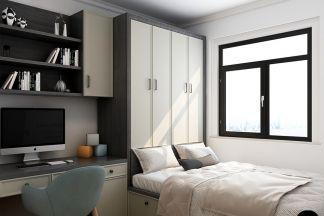 2021簡歐110平米裝修設計 2021簡歐公寓裝修設計