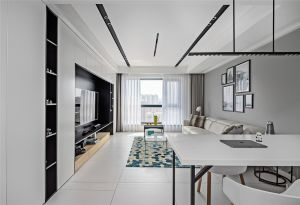 2021現代90平米裝飾設計 2021現代小戶型裝修效果圖大全