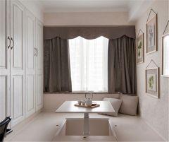 2021美式150平米效果圖 2021美式三居室裝修設計圖片