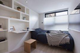 2021北歐70平米設計圖片 2021北歐二居室裝修設計