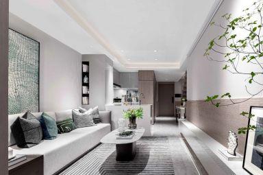 2021北歐90平米裝飾設計 2021北歐三居室裝修設計圖片