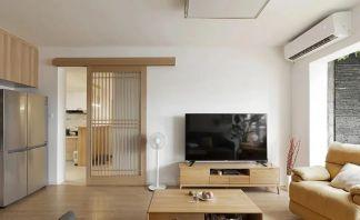 2020日式70平米設計圖片 2020日式二居室裝修設計