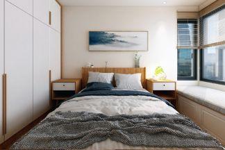 2020现代简约90平米装饰设计 2020现代简约套房设计图片