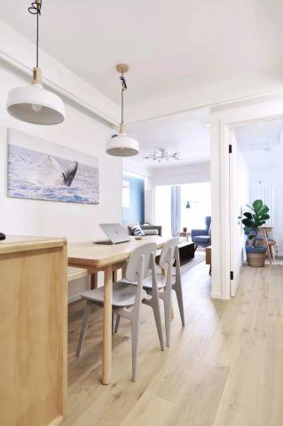 2020簡約70平米設計圖片 2020簡約二居室裝修設計