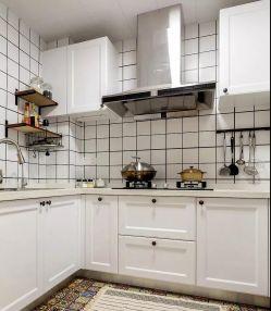2020歐式70平米設計圖片 2020歐式二居室裝修設計