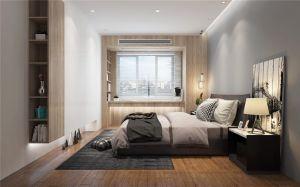 2020現代90平米裝飾設計 2020現代套房設計圖片