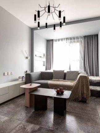 2021歐式60平米以下裝修效果圖大全 2021歐式公寓裝修設計
