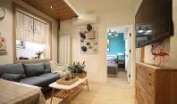 2021日式70平米設計圖片 2021日式二居室裝修設計