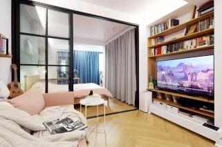 2021工业110平米装修设计 2021工业二居室装修设计